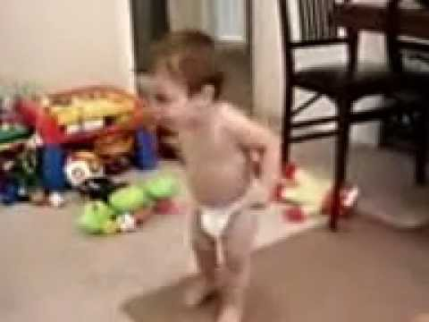 Funny dancing baby videos 2015