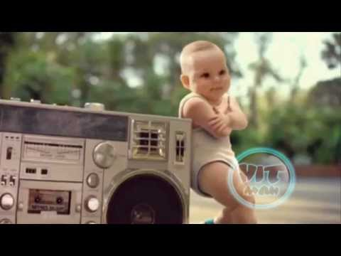 Baby Gangnam Style – PSY babies dancing (Evian)