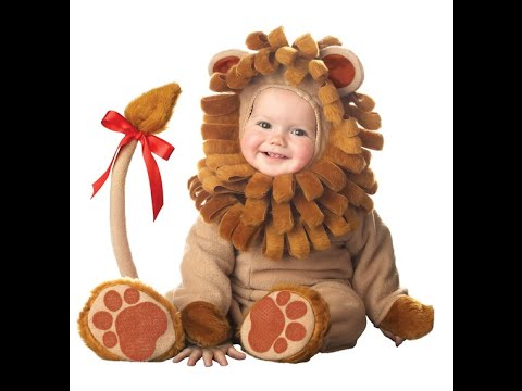 Best Funny Baby Halloween Costumes Reviews-InCharacter Unisex-baby Infant Lion Costume