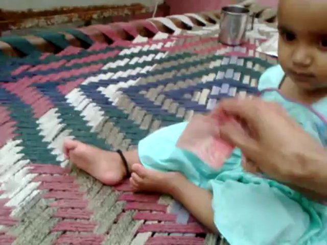 Little Baby From Pakistan funny Clip