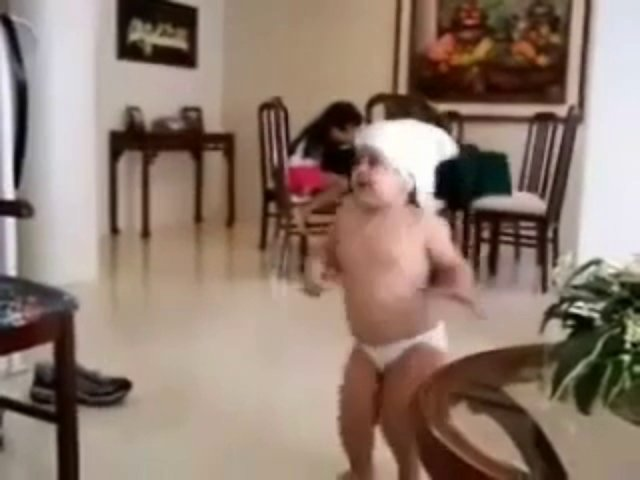 Baby Dance…!!!! Very Funny